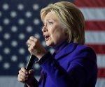 Hillary Clinton rechazó la invitación de Peña Nieto en declaraciones a la TV. Foto: EFE/ Archivo.