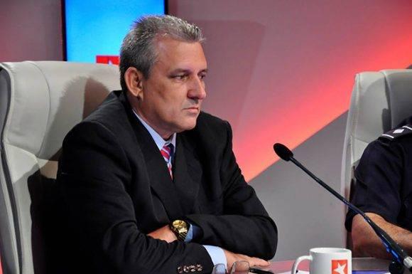 Ing. Jorge Luis León Linares, Director Adjunto de la Empresa Provincial de Transporte La Habana