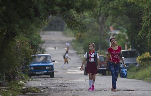 Cuba contará con más de 10 mil 600 instituciones educacionales. Foto: Ladyrene Pérez/ Cubadebate.