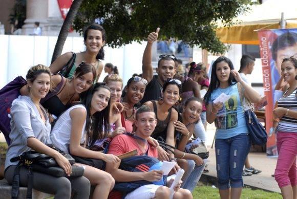 La sonrisa que une a los cubanos