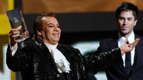 Juan Gabriel. Foto: Reuters.