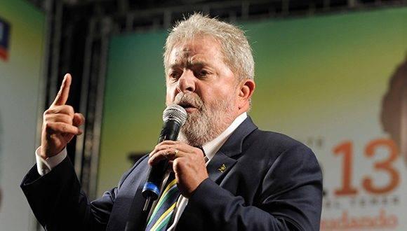 Lula da Silva. Foto tomada de Cambio.