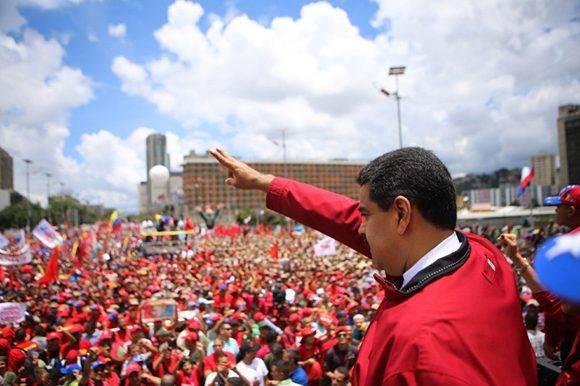 Foto: AFP/ Marcelo García.