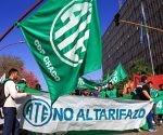 Manifestaciones en Argentina 27 de septiembre de 2016