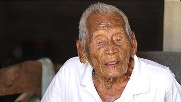 Aseguran que este hombre nació en 1870. Foto: Twitter.com/GuardianNigeria