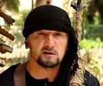 """Gulmurod Halimov, nuevo """"ministro de guerra"""" del autodenominado Estado Islámico. Foto: Furat Media."""