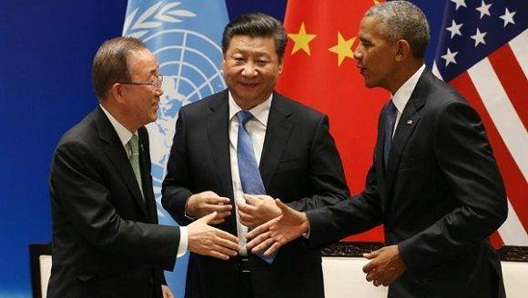 Obama, China y onu