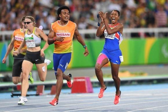 Omara Durand Campeona En Rio