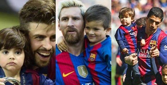 Pique-Messi-Suarez