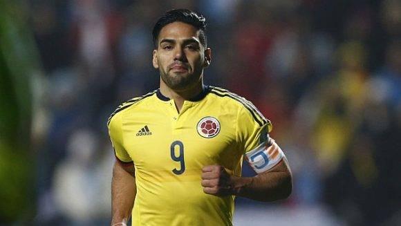 Radamel Falcao. Foto: Reuters.