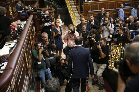 """Otro """"no"""" para Rajoy. Foto: EFE."""