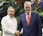 Raul Castro ministro de Quebec