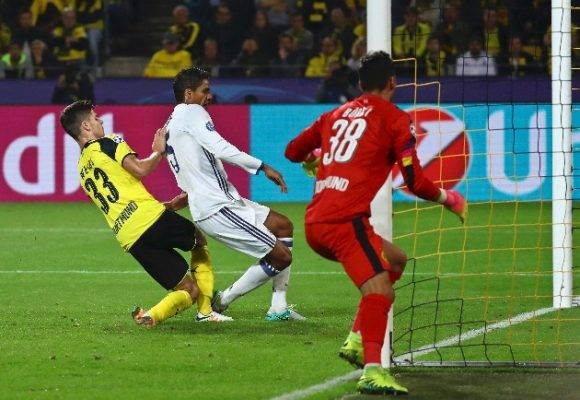 Real Madrid vs Borussia Dortmund en la Champions League (5)