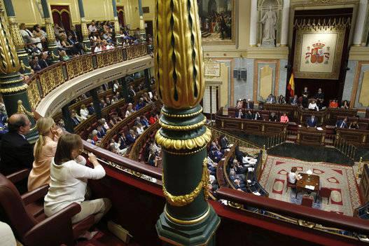 No se encuentra solución en las votaciones del Congreso español y las terceras elecciones serán el 18 de diciembre. Foto: EFE.