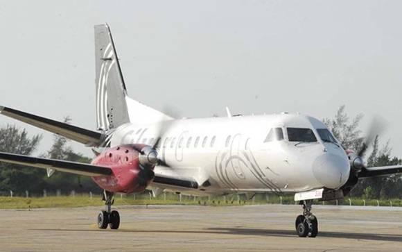 Compañía estadounidense Silver Airways tocó suelo cubano