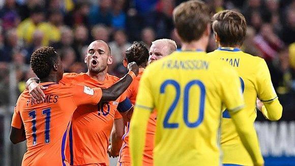 El mediapunta anotó el empate para los naranjas. Foto tomada de Marca.