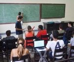 Un total de 87 849 plazas fueron otorgadas en las tres modalidades de estudios universitarios. Foto: Yander Zamora/ Granma.