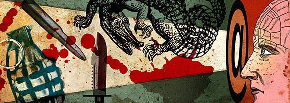 Violencia-Tim Robinson
