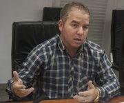 Vladimir Regueiro, director de Ingresos en el Ministerio de Finanzas y Precios. Foto: José Raúl Concepción/ Cubadebate.