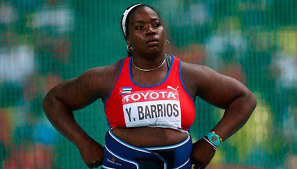 Yarelis Barrios.