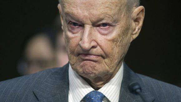 Zbigniew Brzezinski. Foto: Getty Images