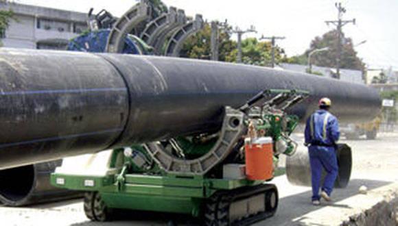 Beneficia crédito saudí proyecto hidráulico de occidental ciudad cubana de Cárdenas