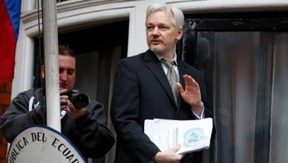 Una tarde con Julian Assange, el pirata informático que desveló al gobierno estadounidense