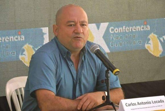Carlos Antonio Lozada. Foto: PL.