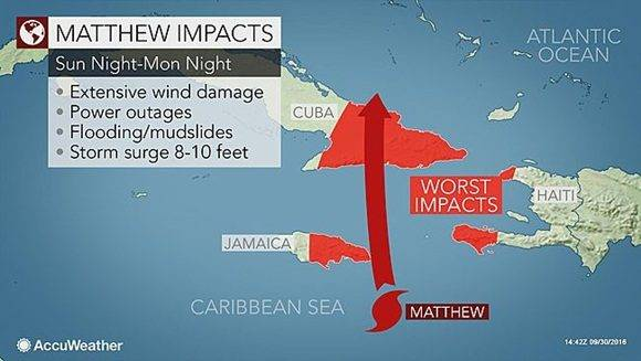ciclon impacto oriente