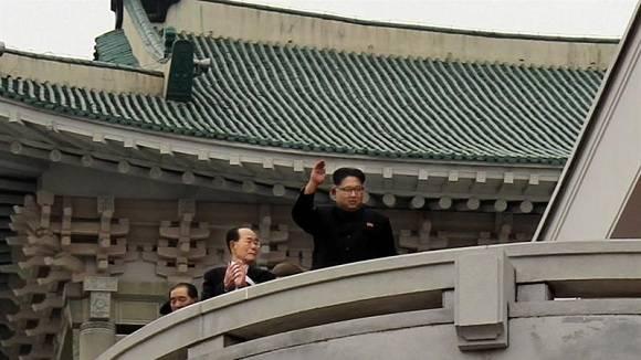Lider norcoreano Kim Jong Un. Foto: EFE.
