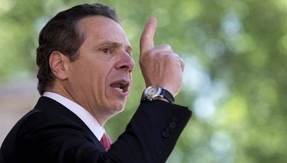 """El gobernador de Nueva York señala que """"no hay indicios de que sea terrorismo internacional"""". Foto: reuters."""