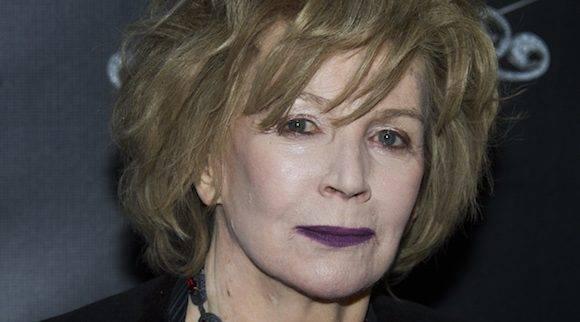 Edna O'Brien. Foto: Charles Sykes/ AP.