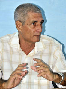 Yamira Carmona Cuba tiene esperanza en que esta vez sí le aprueben el servicio de asistente social a domicilio.