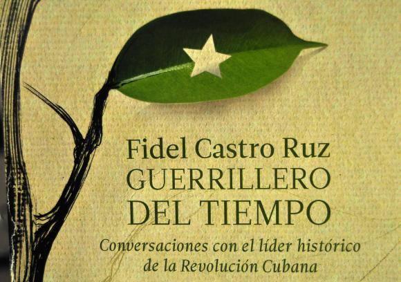 """Presentarán en Rusia obra """"Fidel Castro: Guerrillero del tiempo"""""""