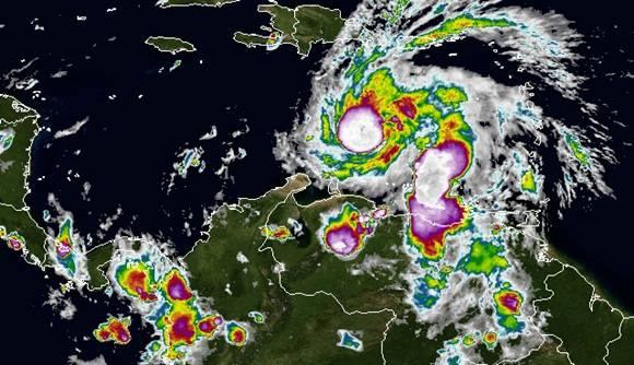 Decretan fase ciclónica Informativa en provincias orientales cubanas