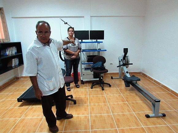 Laboratorio multifuncional. Foto: Cinthya García/Cubadebate.