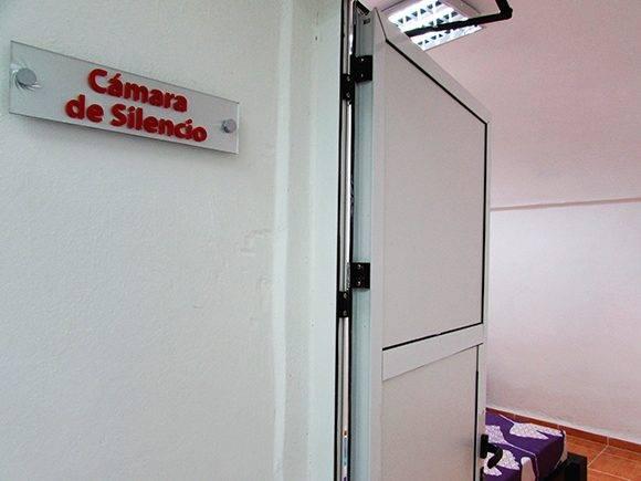 Otra de las instalaciones. Foto: Cinthya García/Cubadebate.