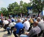 Acto de inauguración del Centro de Investigaciones del Deporte Cubano. Foto: Cinthya García/Cubadebate.