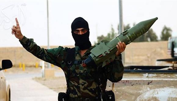 CNN ha reportado un posible ataque con gas mostaza contra unidades estadounidenses e iraquíes cerca de Mosul. Foto: Captura de pantalla/ RT.