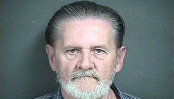 """""""Prefiero estar preso que en casa"""", dijo Lawrence Ripple a su esposa Remedios. Foto: Kansas City.com"""