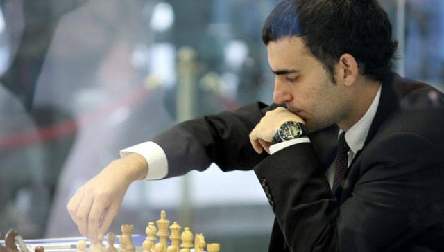 El cubano Leinier Domínguez, el único ajedrecista latinoamericano presente en la lid. Foto: Archivo.