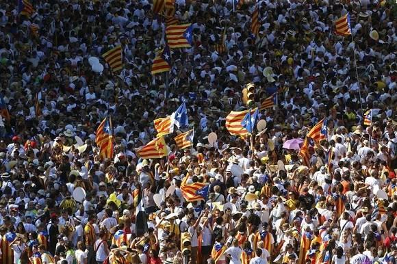 Mariano Rajoy rechaza negociar referendo independentista en Cataluña