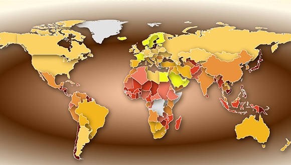 mapa desastres naturales