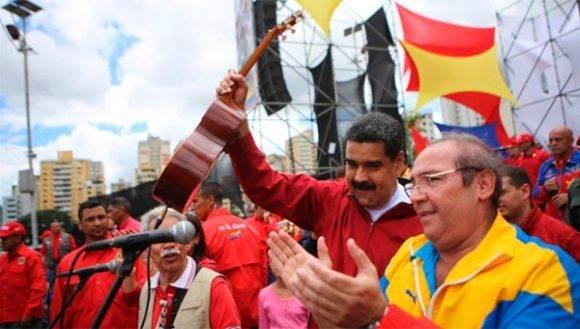 marcha por venezuela 1