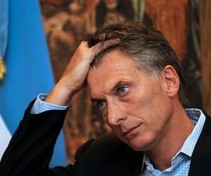 Mauricio Macri. Foto de Archivo