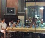 El panel fue moderado por el Dr. en Ciencias Ramón Pichs Madruga. Foto:  María del Carmen Ramón/ Cubadebate.
