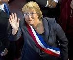 Presidenta de Chile, Michelle Bachelet. Foto: Agencias.