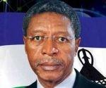 Primer Ministro del Reino de Lesoto, Pakalitha Bethuel Mosisili. Foto: CubaMinrex.