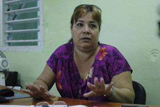 En Pinar del Río se benefician 7 164 personas, pero la cifra pudiera ser superior, dice Miosotis Alonso Prieto, subdirectora de Trabajo.