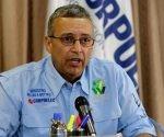 Ministro para la Energía Eléctrica de Venezuela, Luis Motta Domínguez. Foto: Archivo.